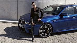 Колеса и аксессуары BMW
