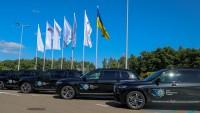 BMW Україна – офіційний автомобільний партнер заходів до 30-річчя Незалежності України.