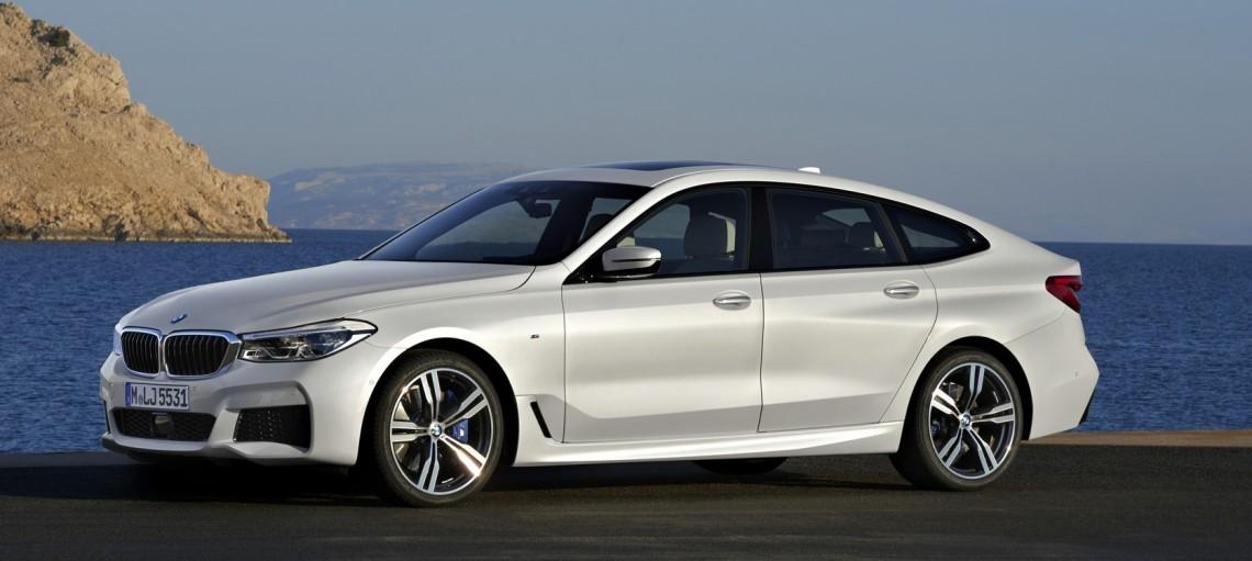 BMW GT 6 серії : довгоочікувана новинка