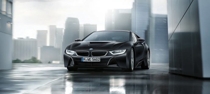BMW GROUP на международном автосалоне в Женеве 2017.