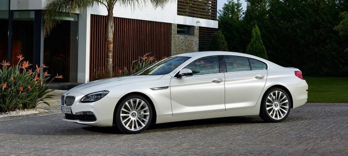 Новые модели BMW 6 СЕРИИ